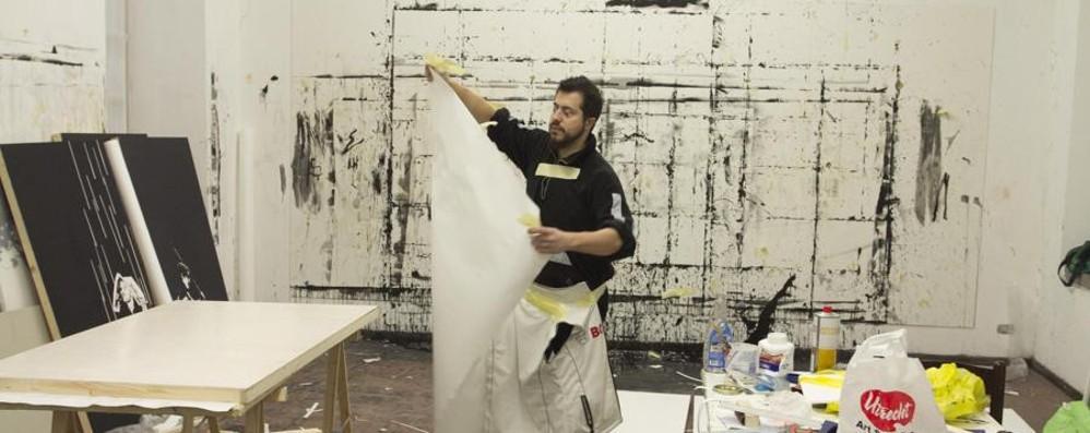 Bergamo torna in mostra a Expo Andrea Mastrovito racconta la sua terra