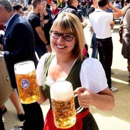 La Festa della Birra al Padiglione della Germania