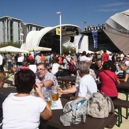 La Festa della Birra al Padiglione della Germania a