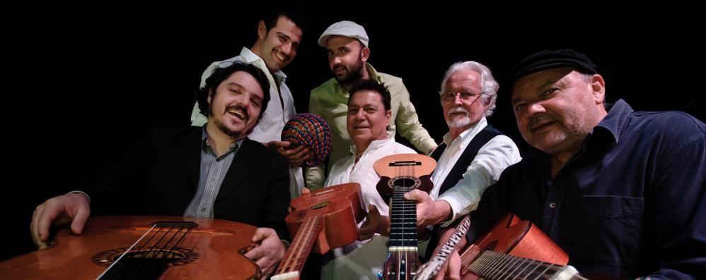 Inti Illimani, musica e libertà - Video La band  in concerto a Villa d'Almè