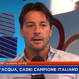 Moto d'acqua, Cadei campione italiano