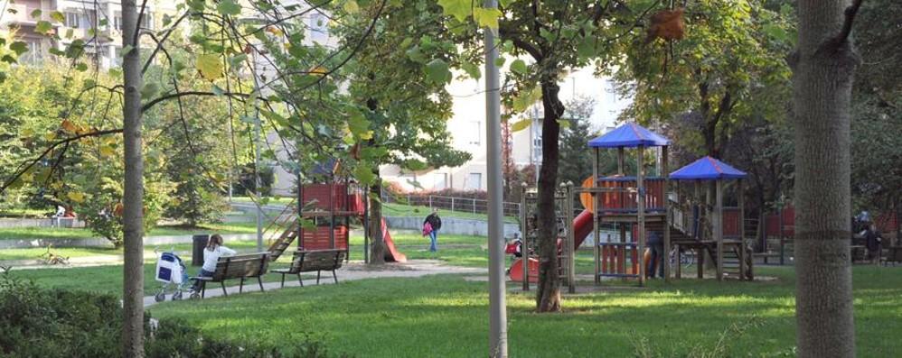 Il Parco Locatelli si rifà il look Una festa l'8 settembre