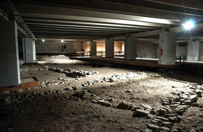 Archeologia a Casazza. Sopra Predore
