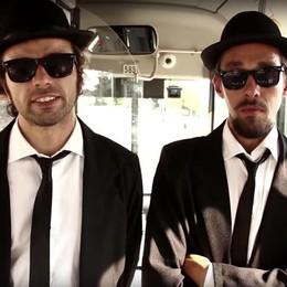 Bergamo e «The Bus Brothers» Ecco il nuovo video-spot di Atb