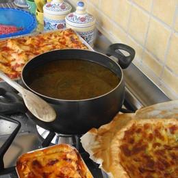 Da Bergamo contro lo spreco alimentare «Buttati 180 kg di cibo l'anno per capite»