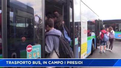 Disservizi trasporto pubblico, in campo anche i dirigenti scolastici