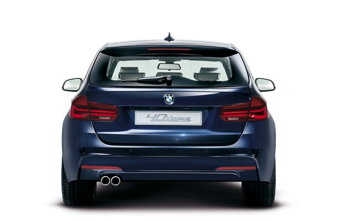 La  Bmw serie 3 limited edition