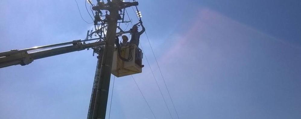 In sciopero i lavoratori dell'Enel: persi 10% degli addetti, rischio sicurezza