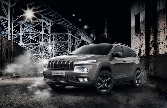 Jeep Renegade E Cherokee Nella Nuova Serie Night Eagle Rubriche