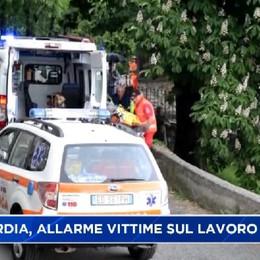 Vittime sul lavoro, Bergamo terza in Lombardia