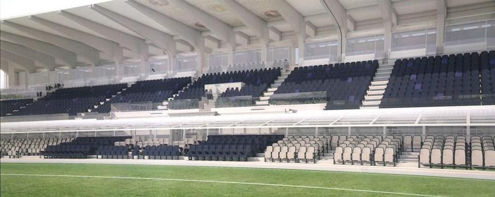 Allo stadio ridotti i posti per i disabili «Chi prima arriva meglio alloggia»