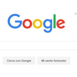 La manina di Google