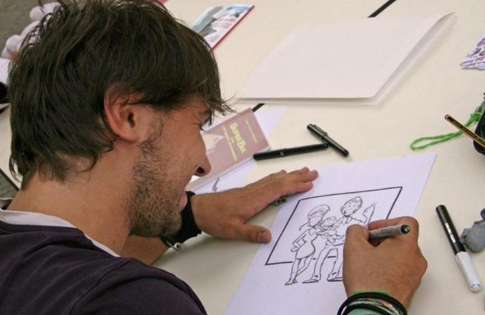 Impara anche tu a disegnare