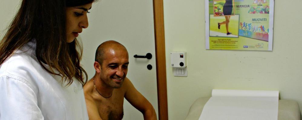 Malattie cardiovascolari: invito per un check up a 4 mila 50enni