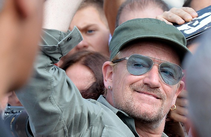 Bono a Torino