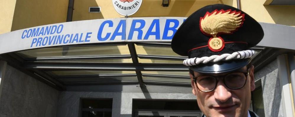 Carabinieri, nuovo comandante «Sempre più vicini ai cittadini» - Video