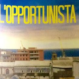 L'Italia in bianco e noir con «L'opportunista»