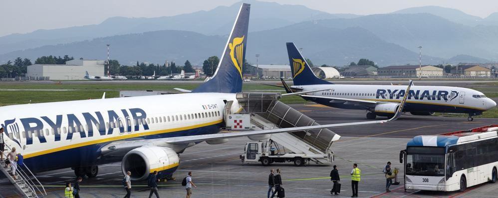 Nozze in vista tra Sea e Sacbo Ryanair: «Siamo preoccupati»