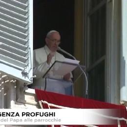 Appello del Papa: la chiesa in campo anche a Bergamo