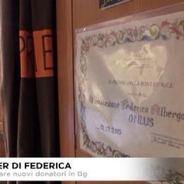 Il Camper Federica, cercando nuovi donatori