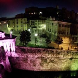 Palafrizzoni e le luci sulle Mura «Studieremo un progetto ad hoc»