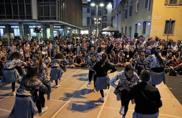Tanto entusiasmo per Bergamo Balla