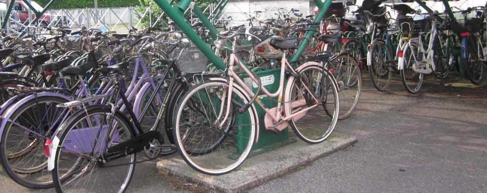 Una targa per le biciclette? Il Pirellone dà il via libera