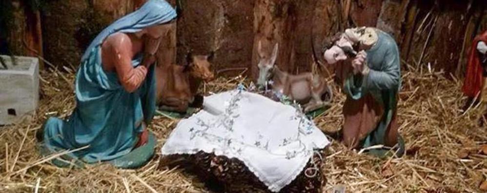 Vandali fuori dalla chiesa di Dorga Decapitato San Giuseppe, rubato Gesù