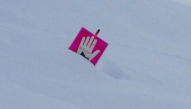 Arriva neve, cresce pericolo in A.Adige