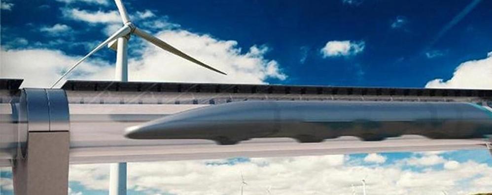 Il treno del futuro va a 1.000 km/h Da Roma a Milano in 35'. E con 20 euro