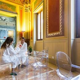 San Pellegrino: hotel per le terme E centro commerciale, lavori dal 2017