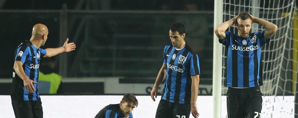 Atalanta, 13-14 punti per salvarsi Ma rischia davvero la B? - Sondaggio