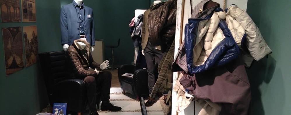 Diciannove aziende bergamasche da stamattina al Pitti Uomo di Firenze
