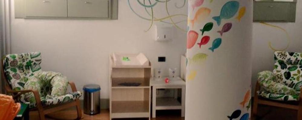 Inaugurato il baby pit stop in Comune Entro  l'anno 8  spazi-mamma in città