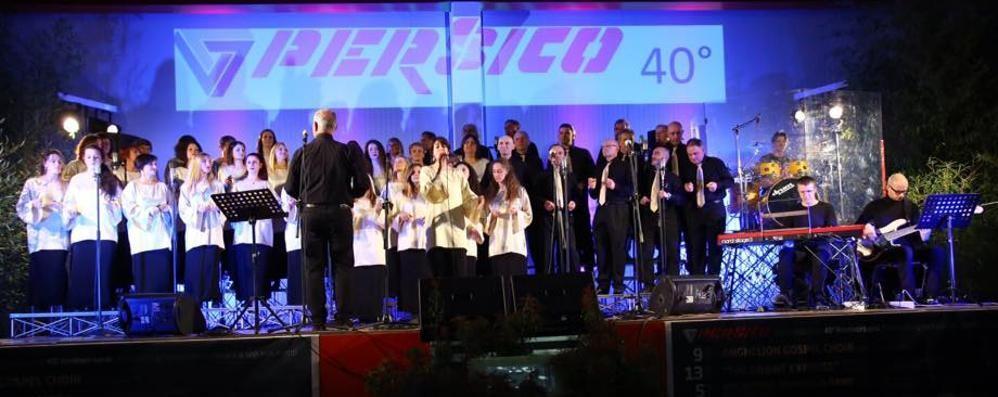 Persico, per i primi 40 anni tanti auguri in musica - Foto
