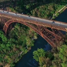 Restyling del ponte di Paderno  Arriva l'ok di Rfi, 20 milioni per i lavori