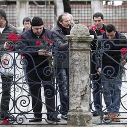 Turisti innocenti bersagli del terrore
