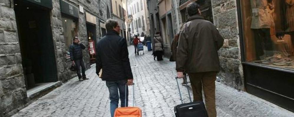 Arrivano i turisti, Bergamo risponde Ristoranti e hotel: + 9,2% in sette anni