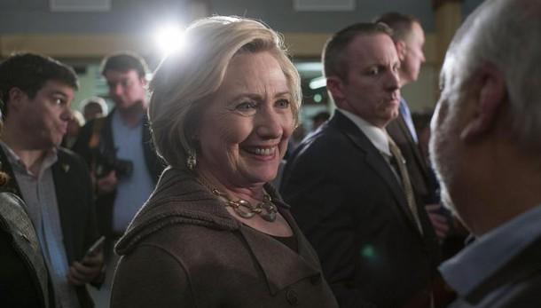 Hillary, no ritorno a diplomazia cowboy