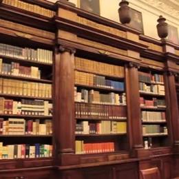 La Biblioteca Mai torna a splendere