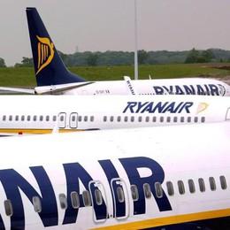 Ryanair, nuova rotta Orio-Timisoara Scatta l'offerta: biglietti da 19,99 euro