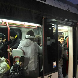 Un tram anche in Val Brembana Ritorna il progetto della «T2»