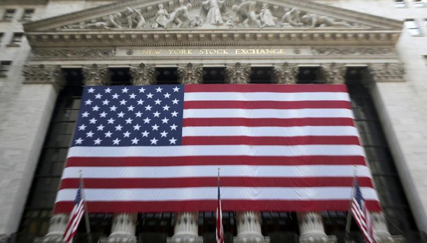 Borsa: Ny apre in netto calo