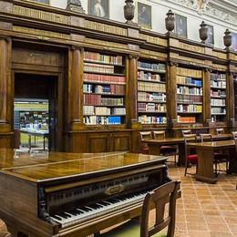 La Biblioteca Mai torna a splendere Eccola dopo i restauri - Foto e video
