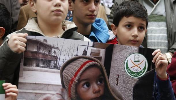 Unicef, 16enne morto di fame a Madaya