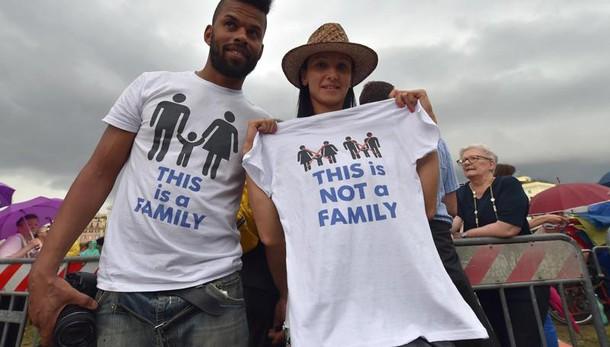 Unioni civili: Family Day il 30 gennaio