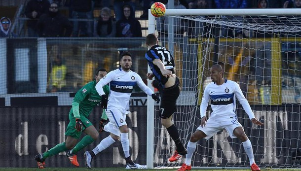 Anticipo serie A: Atalanta-Inter 1-1