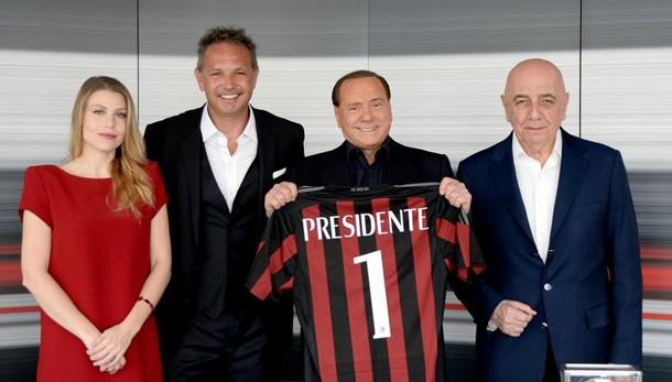 Berlusconi: Mihajlovic? Credo in lui