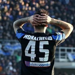 Monachello alla sua prima partita da titolare in campionato