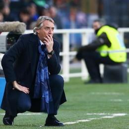 Mancini bacchetta i suoi giocatori: «C'è qualcuno che deve dare di più»